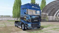 Scania R700 Evo Virtual Agriculture for Farming Simulator 2017