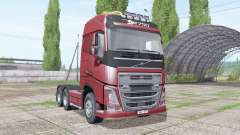 Volvo FH16 750 for Farming Simulator 2017