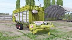 CLAAS Sprint 445 S for Farming Simulator 2017
