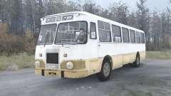 LiAZ 677 for MudRunner