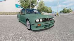 BMW M3 Sport Evolution (E30) 1989 for Euro Truck Simulator 2