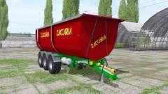 Zaccaria ZAM 200 DP8 Super Plus for Farming Simulator 2017