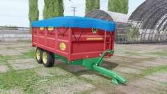 Marshall QM-11 for Farming Simulator 2017