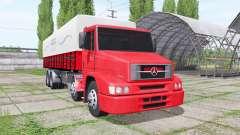 Mercedes-Benz L 1620 Eletronic Bi-Truck for Farming Simulator 2017