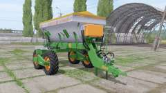 Stara Hercules 10000 Inox for Farming Simulator 2017