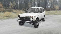 LADA Niva (2121) for MudRunner