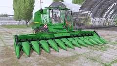 John Deere T660i for Farming Simulator 2017