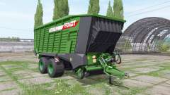 Fendt Tigo XR 75 for Farming Simulator 2017