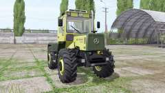 Mercedes-Benz Trac 700 for Farming Simulator 2017