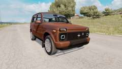 LADA Niva Urban (21214) 2015 for Euro Truck Simulator 2