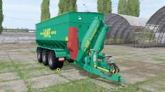 Hawe ULW 3000 T for Farming Simulator 2017