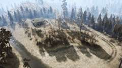 Abandoned sector for MudRunner