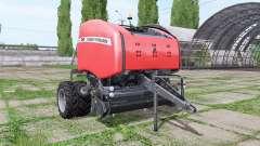 Massey Ferguson RB 2125F for Farming Simulator 2017