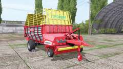 POTTINGER EUROBOSS 290 T for Farming Simulator 2017