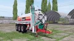 Bossini B200 for Farming Simulator 2017