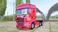 Scania R700 Evo tielbeke for Farming Simulator 2017