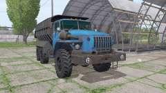 Ural 4320-1151-41 for Farming Simulator 2017