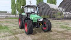 Deutz-Fahr AgroStar 6.08 for Farming Simulator 2017