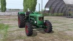 Deutz D 90 05 for Farming Simulator 2017