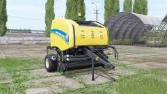 New Holland Roll-Belt 150 for Farming Simulator 2017