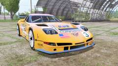 Chevrolet Corvette C5-R 2004 for Farming Simulator 2017