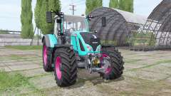 Fendt 724 Vario v1.1 for Farming Simulator 2017