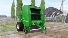John Deere 568 for Farming Simulator 2017