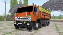 KamAZ 53212 for Farming Simulator 2017