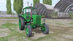 MTZ 80 Belarus for Farming Simulator 2017