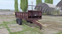 ROW 6 for Farming Simulator 2017