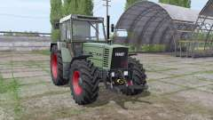 Fendt Farmer 312 LSA Turbomatik for Farming Simulator 2017