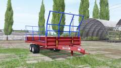 Pieri GP 140 SPB K for Farming Simulator 2017