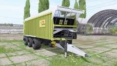 Fliegl ASW 398 ALU-TEC for Farming Simulator 2017