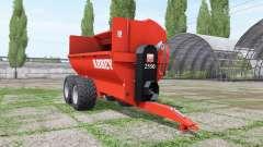 Abbey 2550 for Farming Simulator 2017