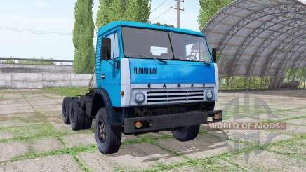 KamAZ 5410 for Farming Simulator 2017