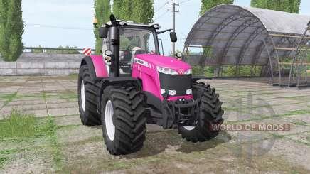 Massey Ferguson 8735 for Farming Simulator 2017