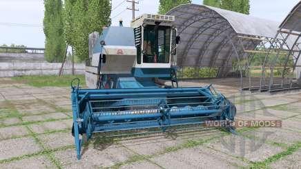 KPC Yenisei 1200 RM for Farming Simulator 2017