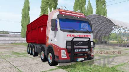 Volvo FH12 tipper body for Farming Simulator 2017