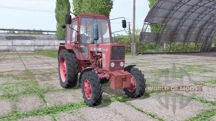 MTZ 82 Pronar for Farming Simulator 2017