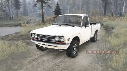 Datsun Pickup (521) 1969 for MudRunner