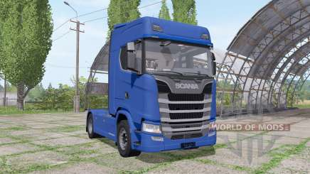 Scania S 520 v2.0 for Farming Simulator 2017