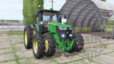 John Deere 7250R for Farming Simulator 2017