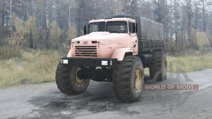 KrAZ 5131ВЕ Monster for MudRunner