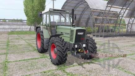 Fendt Farmer 312 LSA Turbomatik v1.2 for Farming Simulator 2017