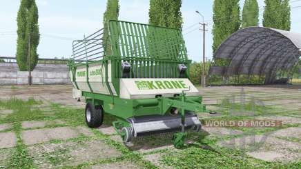 Krone Turbo 2500 for Farming Simulator 2017
