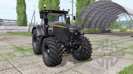 John Deere 6230R Black Edition for Farming Simulator 2017