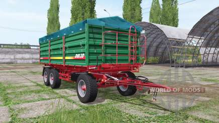 METALTECH DB 20 for Farming Simulator 2017
