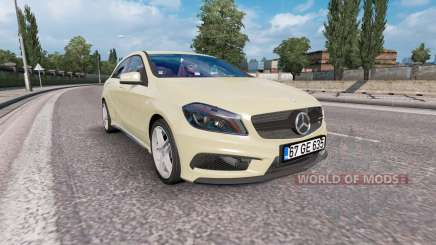 Mercedes-Benz A 45 AMG (W176) 2013 for Euro Truck Simulator 2