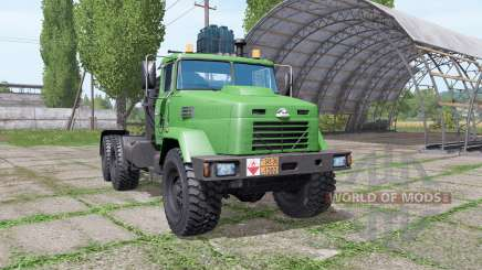 KrAZ 64431 v1.6 for Farming Simulator 2017