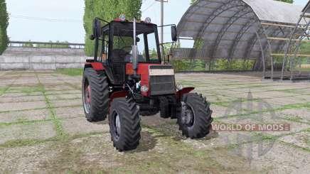 MTZ Belarus 920 for Farming Simulator 2017